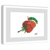Marmont Hill Over the Strawberry Framed Painting Print