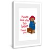 Marmont Hill P. Bear Framed Art Print