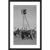 Marmont Hill Cowboy Licensed Smithsonian Framed Photographic Print