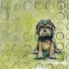 Marmont Hill Baxter by Tori Campisi Painting Print on Wrapped Canvas