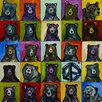 Marmont Hill Da Bears by Tori Campisi Painting Print on Wrapped Canvas