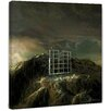 Marmont Hill All or Nothing Surreal Artists Mixed Media Photographic Print on Wrapped Canvas