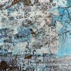 Marmont Hill Mill River Fog Painting Print on Wrapped Canvas