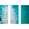 Marmont Hill Dandelion 3 Painting Print on Wrapped Canvas 3-Piece Set