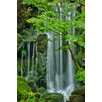 Marmont Hill Silky Falls Photographic Print on Wrapped Canvas