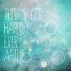 Marmont Hill Happily Ever After by Sylvia Cook Graphic Art on Wrapped Canvas