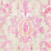 Marmont Hill Pink by Evelia Graphic Art on Wrapped Canvas