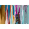 Marmont Hill Ocean Movement II by Irena Orlov Graphic Art on Wrapped Canvas