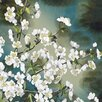 Marmont Hill Glowing Whites Painting Print on Wrapped Canvas