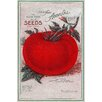 Marmont Hill Tomatoes Vintage Advertisement on Wrapped Canvas