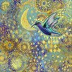 Marmont Hill Hummingbird 2 Graphic Art on Wrapped Canvas