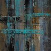 Marmont Hill Urban Construct II by Michael Woodward Painting Print on Wrapped Canvas