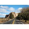 Marmont Hill On the Road Again by Sylvia Cook Photographic Print on Wrapped Canvas
