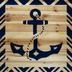 Marmont Hill Anchor Painting Print