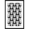 Marmont Hill Blooming Framed Graphic Art
