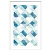 Marmont Hill Interwoven Framed Painting Print
