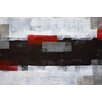 Marmont Hill Falling Reality Painting Print on Wrapped Canvas