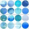Marmont Hill Dots Graphic Art Plaque