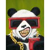 Marmont Hill The Panda by Amanda Oleander Painting Print on Wrapped Canvas