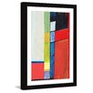 Marmont Hill Modern Self Framed Painting Print