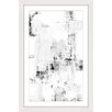 Marmont Hill Heavenly Projection Framed Painting Print