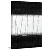 Marmont Hill Lost in Lines Painting Print on Wrapped Canvas