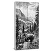 Marmont Hill 'Yellowstone Bears' Painting Print