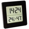 Green Wash Digitalthermometer und Hygrometer