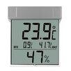 Green Wash Fensterthermo- und Hygrometer Vision