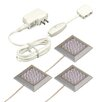 Jesco Lighting Orionis LED 3 Light Surface Square Kit
