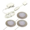 Jesco Lighting Orionis LED 3 Light Surface Round Kit