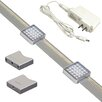 Jesco Lighting Orionis 2 Light LED Track Lighting Kit