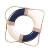 Handcrafted Nautical Decor Antique Life Ring Wall Décor