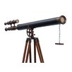 Handcrafted Nautical Decor Griffith Astro Refractor Telescope