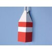 Handcrafted Nautical Decor Chesapeake Bay Crab Trap Buoy Wall Décor