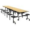 Palmer Hamilton Rectangular Cafeteria Table