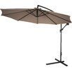 Trademark Innovations 10' Deluxe Patio Umbrella
