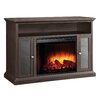 Pleasant Hearth Riley Media Cabinet Electric Fireplace