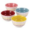 "Cake Boss ""Icing"" Melamine Prepping Bowl (Set of 4)"