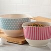 Cake Boss 2 Piece Melamine Mixing Bowl Set