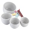 Cake Boss 4 Piece Countertop Melamine Measuring Cup Set