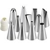 Cake Boss 12-Piece Basic Decorating Tip Set