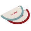 Cake Boss Nylon Tools and Gadgets Silicone Bowl Scraper (Set of 2)