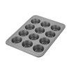 Cake Boss Basics 12-Cup Nonstick Bakeware Muffin Pan