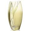 "Badash Crystal Evergreen 12.5"" European Design Vase"