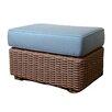 ElanaMar Designs Monaco Ottoman with Cushion