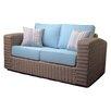 ElanaMar Designs Monaco Loveseat with Cushion
