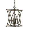 Donny Osmond Home Alexander 4 Light Foyer Pendant