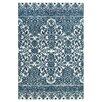 Feizy Rugs Carina Light Blue / Ivory Area Rug