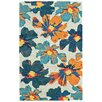 Feizy Rugs Ella Hand Tufted Botanical Area Rug